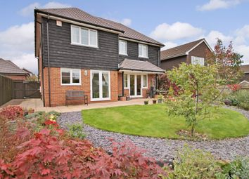 Thumbnail 5 bed detached house for sale in Morrell Close, Waltham Chase