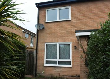 Thumbnail 3 bed end terrace house for sale in Ashfield Close, Exmouth