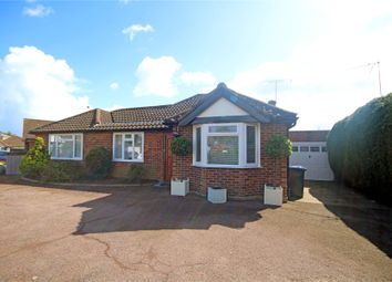 Thumbnail 3 bed detached bungalow for sale in Chertsey, Surrey