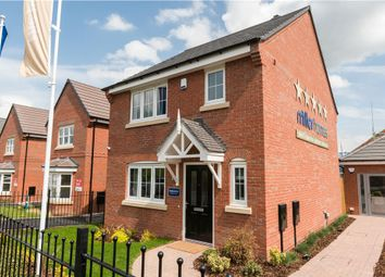 "Thumbnail 3 bed detached house for sale in ""Melbourne"" at Aldbury Close, Stafford"