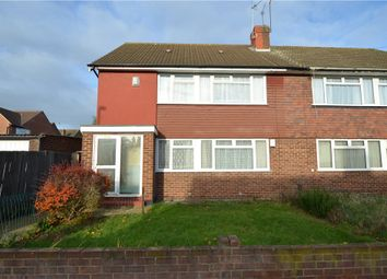 Thumbnail 2 bed maisonette for sale in East Mead, Ruislip, Middlesex