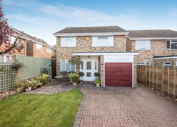 Thumbnail 4 bed detached house for sale in Hill Avenue, Hazlemere, High Wycombe