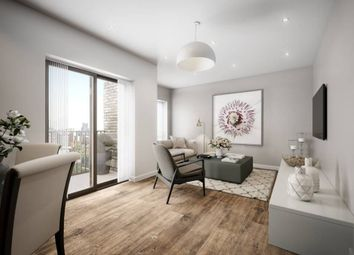 Thumbnail 2 bed flat for sale in Worrall Street, Manchester