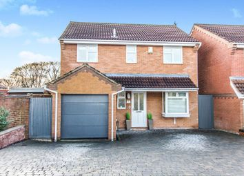 4 bed detached house for sale in Sorrel Way, Narborough LE19