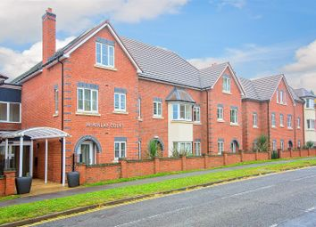 Thumbnail 2 bed flat for sale in Mckinlay Court, Tresham Close, Kettering