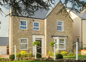 "Thumbnail 4 bed detached house for sale in ""Holden"" at Wookey Hole Road, Wells"
