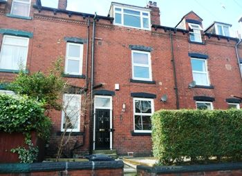 Thumbnail 3 bed terraced house to rent in Park Crescent, Armley