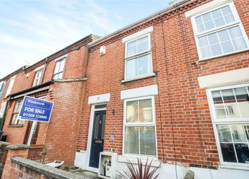 Thumbnail 3 bed terraced house for sale in Spencer Street, Norwich, Norfolk