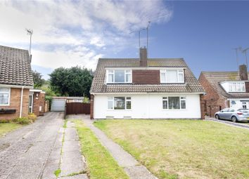 Thumbnail 3 bed semi-detached house for sale in Beech Grove, Higham, Rochester, Kent