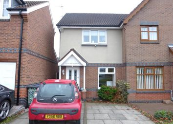 Thumbnail 2 bed property to rent in Broughton Close, Ilkeston