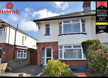 Thumbnail 1 bed semi-detached house for sale in Brookside Avenue, Southampton