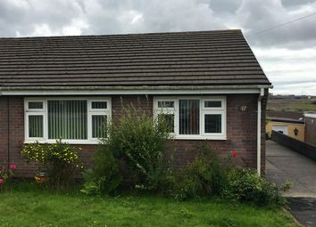 Thumbnail 2 bed bungalow to rent in Heol Ffranc, Skewen, Neath