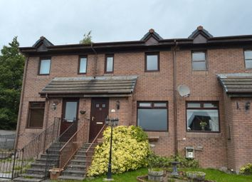 Thumbnail 2 bed terraced house for sale in Hazel Avenue, Dumbarton