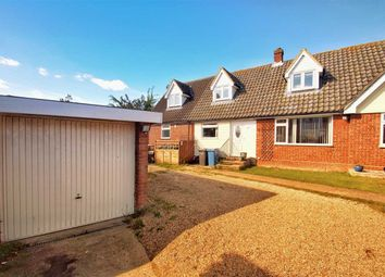 Thumbnail 5 bed bungalow for sale in Ash Rise, Nayland, Colchester