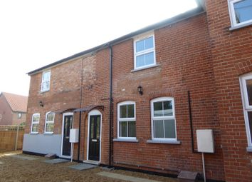 Thumbnail 2 bedroom terraced house for sale in Haylings Road, Leiston, Suffolk