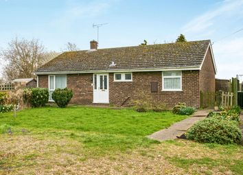 Thumbnail 3 bed detached bungalow for sale in Corner Close, Prickwillow, Ely