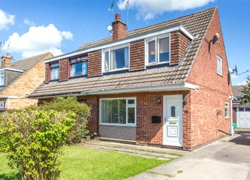 Thumbnail 3 bed semi-detached house for sale in Barfield Mount, Leeds, West Yorkshire