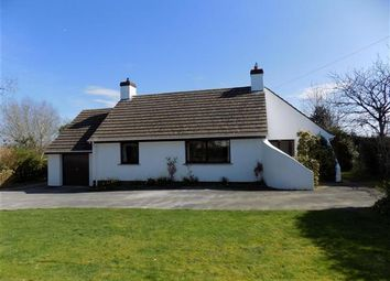 Thumbnail 3 bed bungalow for sale in Llwynon, Clarbeston Road, Haverfordwest