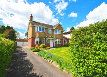 Thumbnail 4 bed detached house for sale in Marshfield Road, Castleton, Cardiff