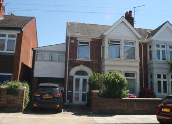 Thumbnail 4 bedroom end terrace house for sale in Salisbury Road, Cosham