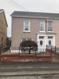 Thumbnail 3 bedroom semi-detached house to rent in Talbot Road, Ammanford