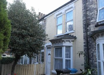Thumbnail 2 bed terraced house for sale in Haslemere Avenue, Hull