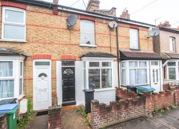 Thumbnail 2 bedroom terraced house to rent in Chester Road, Watford