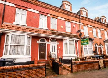 Thumbnail 5 bedroom terraced house for sale in Gladstone Road, Sparkbrook, Birmingham, West Midlands