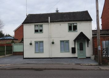 Thumbnail 3 bed cottage for sale in Cheadle Road, Uttoxeter