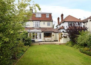 Thumbnail 5 bed semi-detached house for sale in Medway Crescent, Leigh-On-Sea, Essex