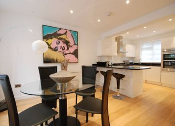 Thumbnail 4 bed property to rent in Fairfax Place, South Hampstead