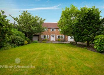 Thumbnail 3 bed detached house for sale in 10 Greenleach Lane, Worsley, Manchester