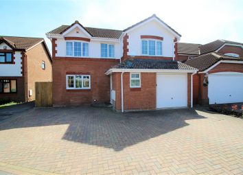 4 bed detached house for sale in Avocet Close, Covingham, Swindon SN3