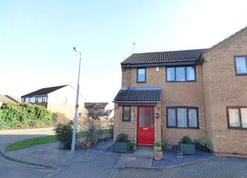 Thumbnail 3 bed semi-detached house for sale in Marston, Beds