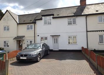 Thumbnail 2 bedroom terraced house for sale in Salter Road, Tipton, West Midlands