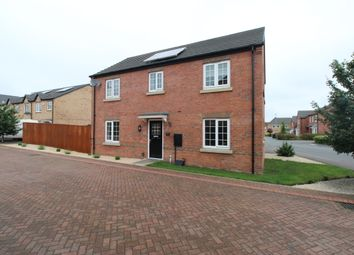 Thumbnail 4 bedroom detached house for sale in Baslow Place, Rotherham