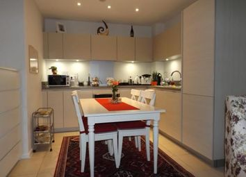 Thumbnail 1 bed flat for sale in Silverpoint, Fore Street, Edmonton, London