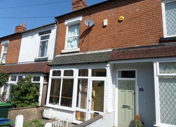 Thumbnail 2 bedroom terraced house to rent in Weston Road, Bearwood, Smethwick