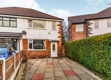 Thumbnail 2 bed semi-detached house for sale in Doyle Avenue, Bredbury, Stockport, Cheshire