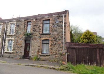 Thumbnail 2 bedroom end terrace house for sale in Wychtree Street, Morriston, Swansea