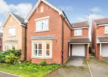 Thumbnail 3 bed detached house to rent in Wattle Close, Sileby, Loughborough