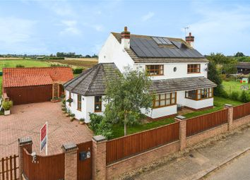 Thumbnail 4 bed detached house for sale in Westhorpe Road, Gosberton