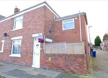 Thumbnail 1 bed end terrace house for sale in Morton Street, Newcastle Upon Tyne