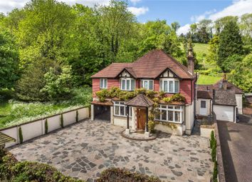 Thumbnail 4 bed detached house for sale in Whyteleafe Hill, Whyteleafe, Surrey