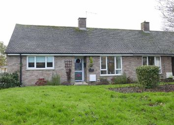 Thumbnail 1 bed semi-detached bungalow for sale in Moorend Lane, Slimbridge
