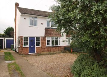 Thumbnail 4 bedroom semi-detached house for sale in Carter Close, Windsor