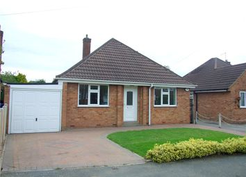 Thumbnail 3 bedroom detached bungalow for sale in Hardwick Avenue, Allestree, Derby