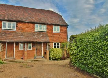 Thumbnail 3 bedroom property for sale in Sparrows Green, Wadhurst