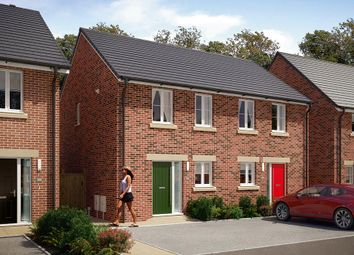 "Thumbnail 2 bed semi-detached house for sale in ""The Coleford"" at High Gill Road, Nunthorpe, Middlesbrough"