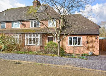 Thumbnail 4 bed semi-detached house for sale in Liddington New Road, Guildford